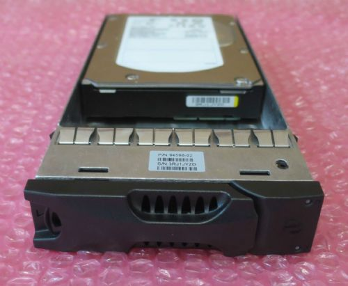NEW Dell EqualLogic 400Gb 10K SAS HDD ST3400755SS 9EA066-080 94596-02 F/W: XRCC